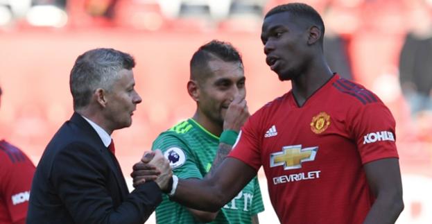 Bos Manchester United, Ole Gunnar Solskjaer berpikiran untuk mengantikan posisi Paul Pogba. Solskjaer juga mengungkapkan bahwa ia sedang