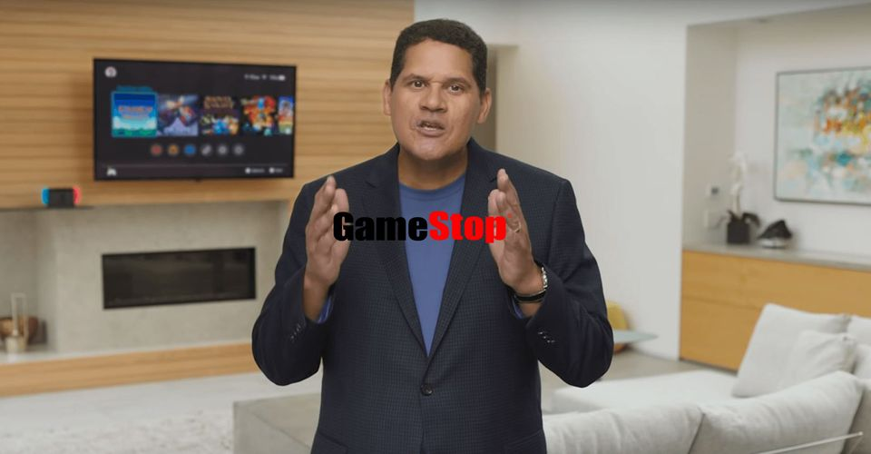 Bagaimana Mantan Presiden Nintendo Reggie Fils-Aime Dapat Memberikan Hidup Baru Kedalam GameStop