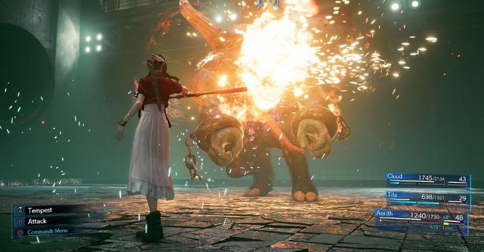 Bagaimana Ganti Karakter Final Fantasy 7 Remake