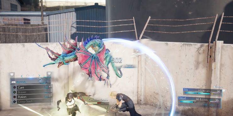 Misi Sampingan Yang Cukup Menyebalkan Di Final Fantasy 7 Remake